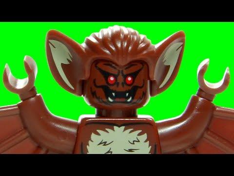 Vidéo LEGO DC Comics Super Heroes 76011 : Batman : l'attaque de Man-Bat