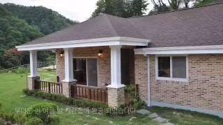 홍천 구성포 목조주택 전원주택 GH-26 포치4