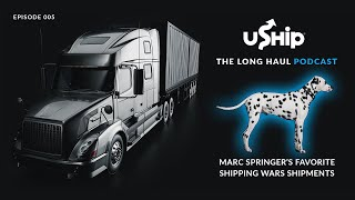 The Long Haul Trucking Podcast: Marc Springer Talks About His Favorite Shipping Wars Moments