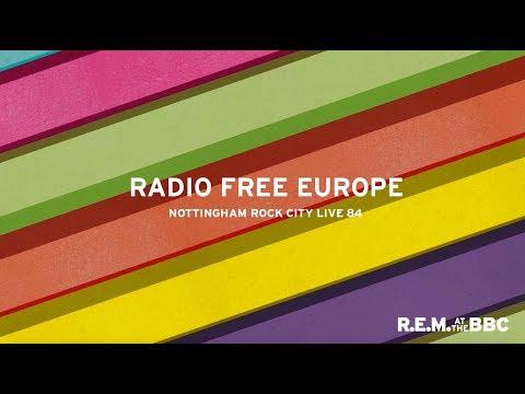 R.E.M. - Radio Free Europe (Live from Rock City, Nottingham, 1984)