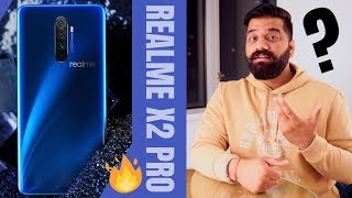 Realme X2 Pro is Here | SD855+ | 90Hz | 50W | 64MP Quad Cam - The REAL Flagship???🔥🔥🔥