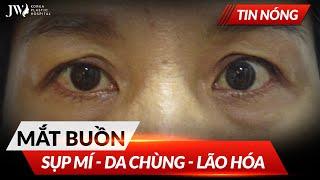 Bác sĩ Tú Dung ĐIỀU TRỊ SỤP MI hồi sinh đôi mắt U SẦU cho CÔ GIÁO LÀNG bị tuổi già vồ vập