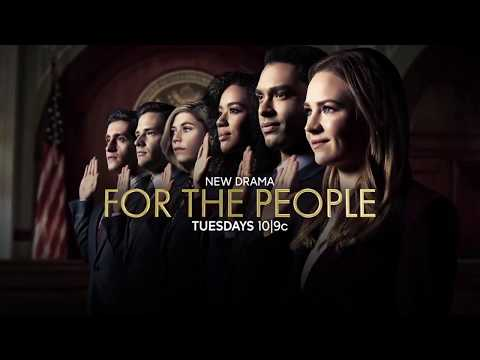 For The People Season 1 (Promo 'Critics')