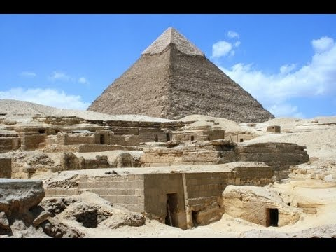 a discussion of how the pyramids were built Explore the mysteries surrounding how the great egyptian pyramids were built  building the great pyramid  for a detailed discussion of the different types of stone utilised by the .