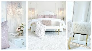 NEW! Luxury Master Bedroom Makeover Tour | Tips & Ideas