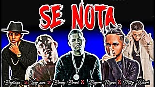 Se Nota - Benny Benni Ft. Lary Over, Bryant Myers, Brytiago, Miky Woodz (Preview)
