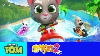 MASTER THE GAME – Talking Tom Jetski 2 | Gameplay Tips and Tricks