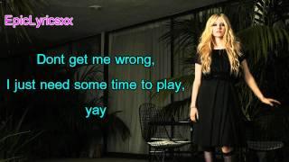Avril Lavigne - What the hell [w/lyrics]
