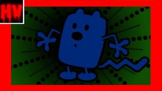 Wow! Wow! Wubbzy! - Theme Song (Horror Version) 😱