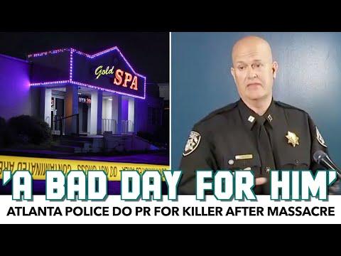 Atlanta Police Do PR For Killer After Massacre
