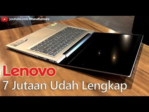 Lenovo Ideapad 320s Indonesia: Laptop Multimedia 7 Jutaan Yang TJAKEP! #CurhatGadget