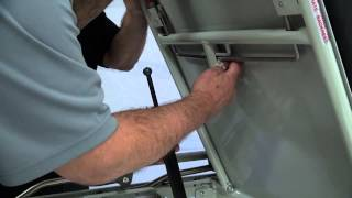 Hausted Horizon AirGlide Stretcher Gas Spring Repair Youtube Video Link