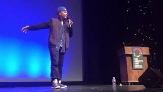 D'Lo Performs Comedy at Trans Pride Los Angeles