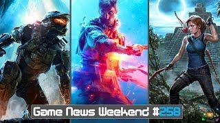 Игровые Новости — Shadow of the Tomb Raider, Diablo 4, Battlefield 5, Halo Infinite, DOOM Eternal