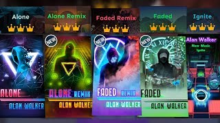 Rolling Sky - All AW levels (Faded/Alone, Remixes, Ignite) | SHAvibe