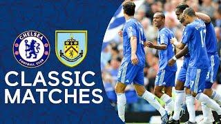 Chelsea 3-0 Burnley   Ashley Cole's First Stamford Bridge Goal   PL Classic Highlights 2009