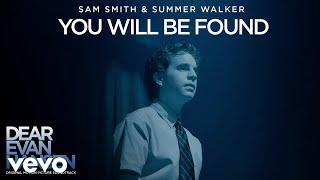 Kadr z teledysku You Will Be Found tekst piosenki Sam Smith & Summer Walker