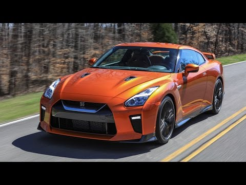 Exclusive First Look 2017 Nissan GT-R
