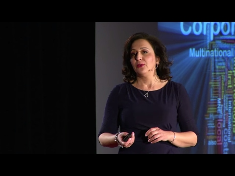 Stop being so nice! The key to global economic growth | Amy Karam