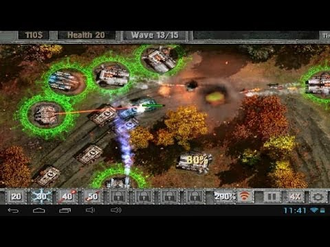 defense zone hd ios
