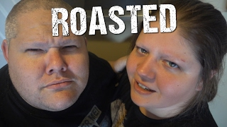 WE GOT ROASTED!!
