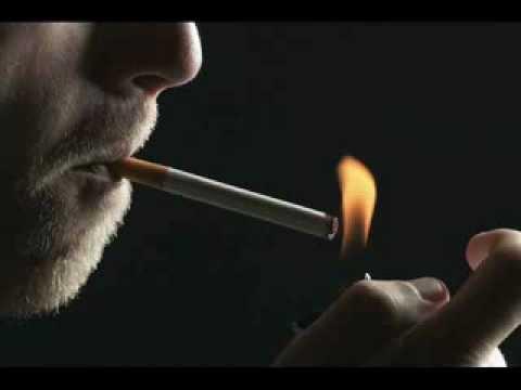 Peso fumante smesso in polmoni