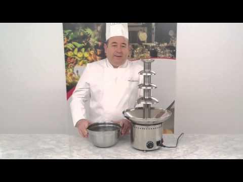Cómo montar una fuente de chocolate | La receta de Raúl