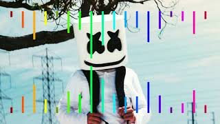 Marshmello   Rooftops (Bass Boosted)