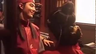 Hậu trường cảnh nóng Song Hoa Điếm Jo In Sung