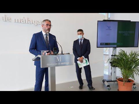Presentación del convenio firmado entre la Diputación y ATA para promocionar el empleo autónomo