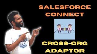 Salesforce Connect ( Cross-Org Adaptor ) | Salesforce Tutorial