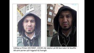 """Åtal Väckt För Terrordådet På Drottninggatan - """"Akilov Planerade Länge"""" - Nyheterna (TV4)"""