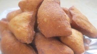 Mandazi Recipe – African doughnuts
