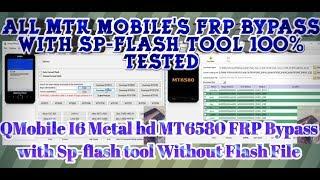 How To Bypass FRP Google Account MEDIATEK MT6737M CPU - ฟรี