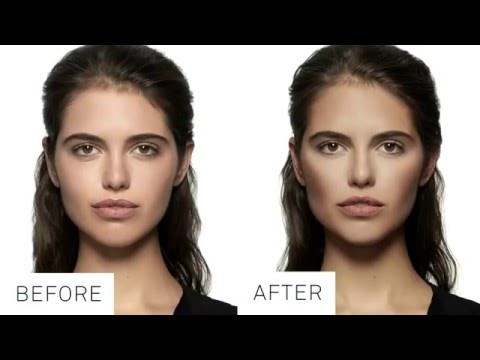 Step-by-Step Contour Stick by Smashbox #4