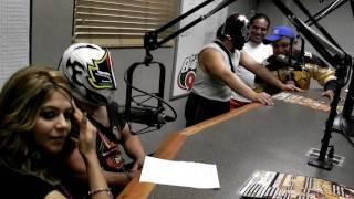 Jesse Lopez Y Eli La Rebelde Y Los Mini Luchadores