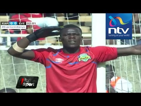 Kariobangi Sharks Vs Everton- Full match
