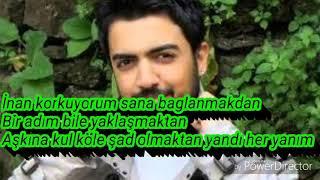Yusuf Güney- Aşka İnat (lyrics)