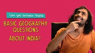 Can You Answer These Basic Geography Questions About India? | Ft. Akshay & Rohit | Ok Tested