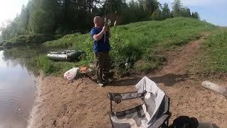 Рыбалка в старицком районе тверской области