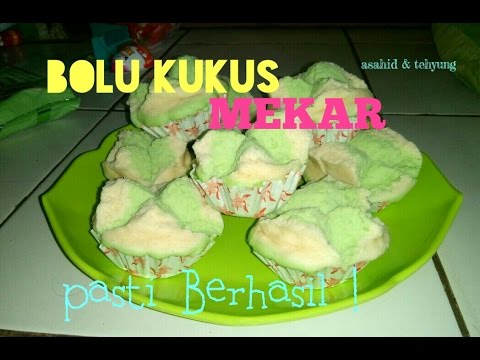 Cara Membuat Bolu Kukus Mekar Anti Gagal # How To Make Steamed Sponge Cake Mp3