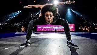 Experimental Final - Juste Debout 2014 Bercy