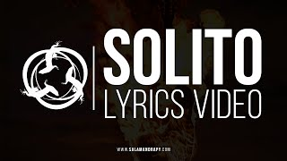 Salamandra - Solito (Official Lyrics Video)