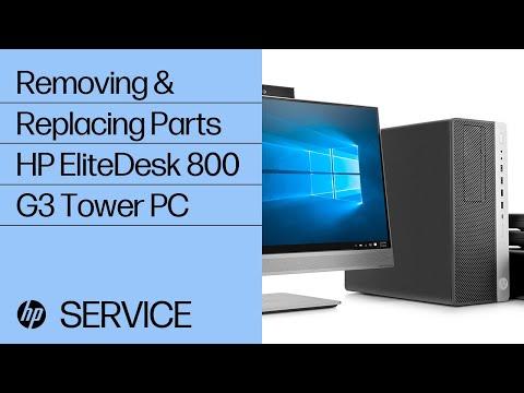 HP EliteDesk 800 G6 SFF (Intel Core i9-10900, 32GB, 1000GB, SSD)