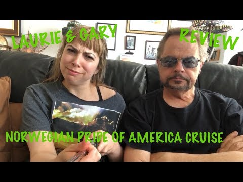 Laurie & Gary- Norwegian Pride of America Cruise in Hawaii- Full Review and Breakdown (Part 3)