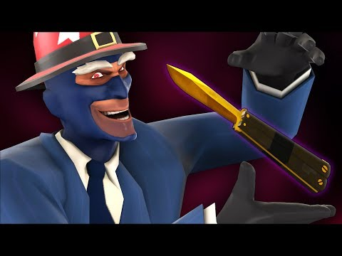[TF2] Psychic Spy and his Magical Powers