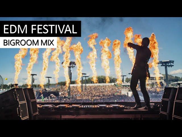 Festival EDM Mix 2020 - Best Bigroom Electro Party Music