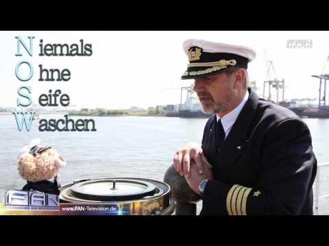 Käpt'n Knopf: Der Kompass - Kapitän Behrend, Schiffskompass, Steiff Teddybären