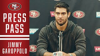 Jimmy Garoppolo: 'We  Have to Execute' | 49ers