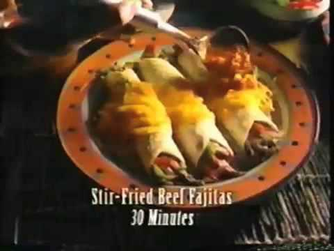Beef Industry Council and Beef Board Commercial for Beef (1994) (Television Commercial)
